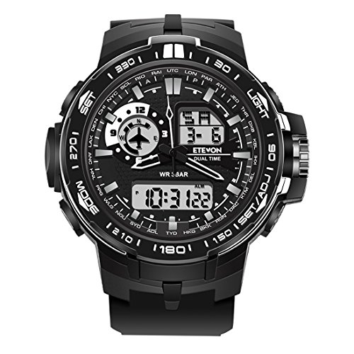 c2687faa9f1 2. Precise time keeping   imported Japanese movement ensures precise time  keeping within ±1s deviation per day. Mulit-function of watch   12 24-hour  format