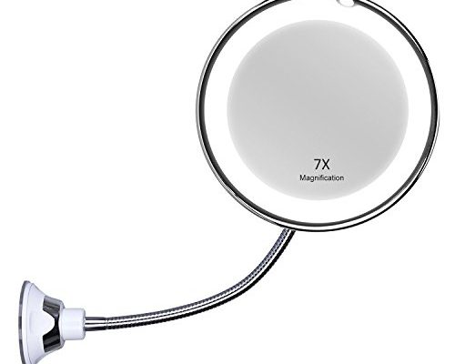 Kedsum Flexible Gooseneck 6 8 7x Magnifying Led Lighted