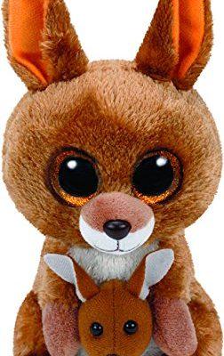 a0fc007b45e TY Beanie Boos KIPPER – brown kangaroo reg Plush – Yawalla