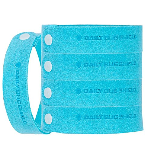 Sun Smiler Natural Mosquito Repellent Bracelets Wristband