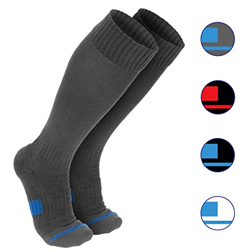 Cotton Compression Socks For Women. Graduated Stockings