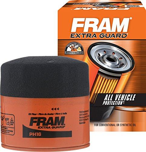 FRAM CA9762 Extra Guard Flexible Rectangular Panel Air
